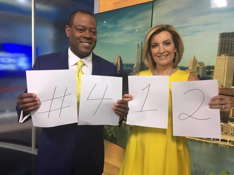 Here's hoping you and yours celebrated #412Day in Pittsburgh! (This pic is from last year's celebration) @sperrineWTAE #wtae https://t.co/Cc5kSejUpG