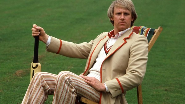 Happy Birthday to Peter Davison who played The Fifth Doctor.