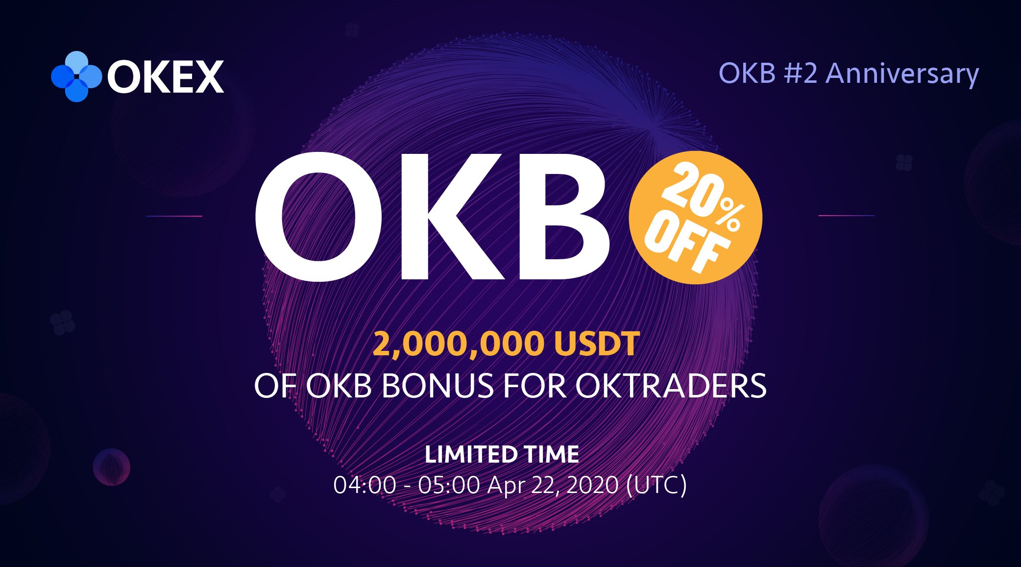 OKEx Weekly Update: Apr 11 – Apr 17   Company Updates  OKEx ...