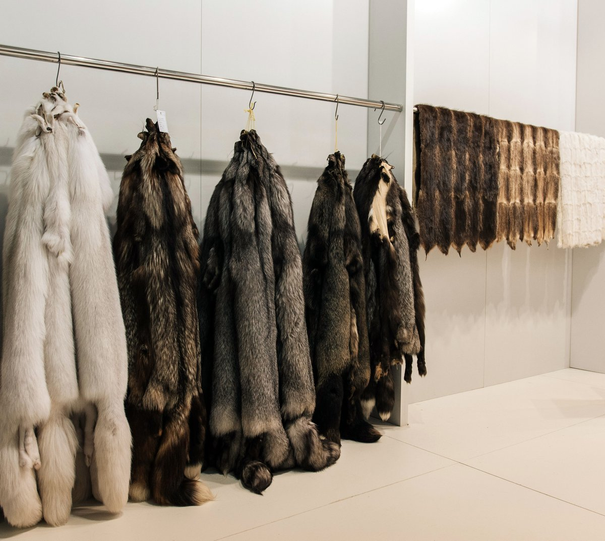 Bulky and classy . From last edition  #WhenLegacyMeetsTheFuture #KastoriaInternationalFurFair #kiff #kastoria #kastoriafurcity #fur #womenswear #fashion #catwalk #exhibition #tradeshow #tradefair #modellife #staysafe #stayhome #memories #memoriesforlife https://t.co/XLlaoNcuul