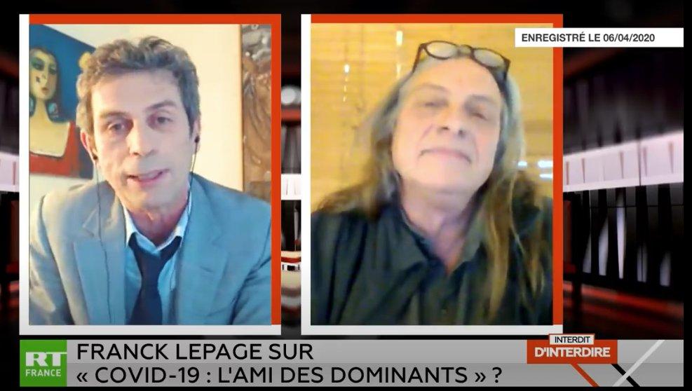 Franck Lepage, l'ami des dominants