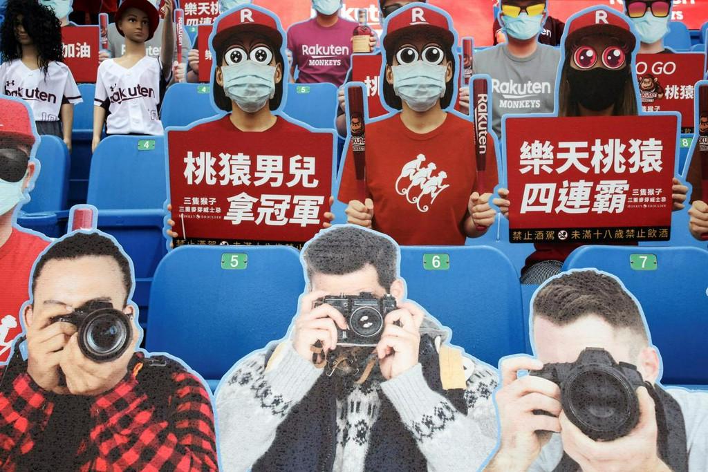 Baseball, soccer seasons get underway in Taiwan
