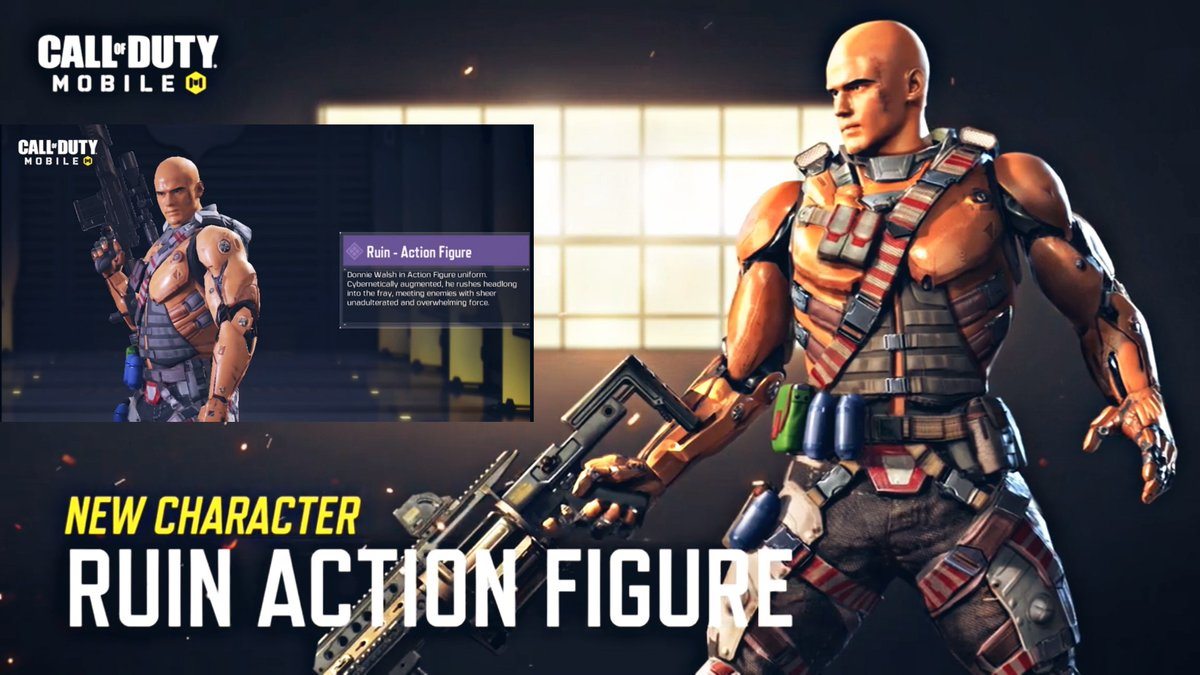 Call Of Duty Mobile On Twitter New Ruin Action Figure Highlights Https T Co Dzryjwv0ic Available In Both Crates And Bundles For More Watch The Video Https T Co Y1zcedd6ly