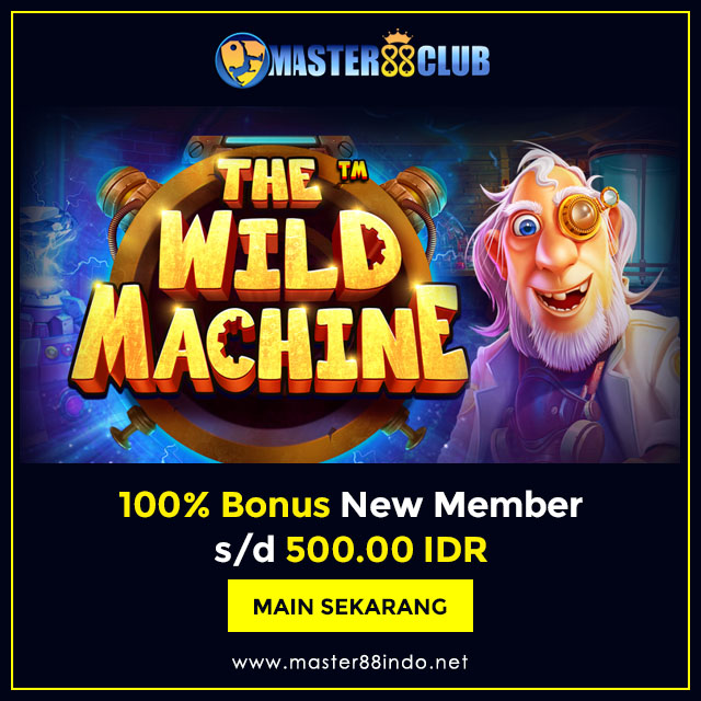 main slot mesin