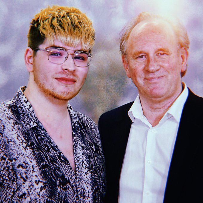 Happy Birthday to They re not gonna call you Pete , Peter Davison!