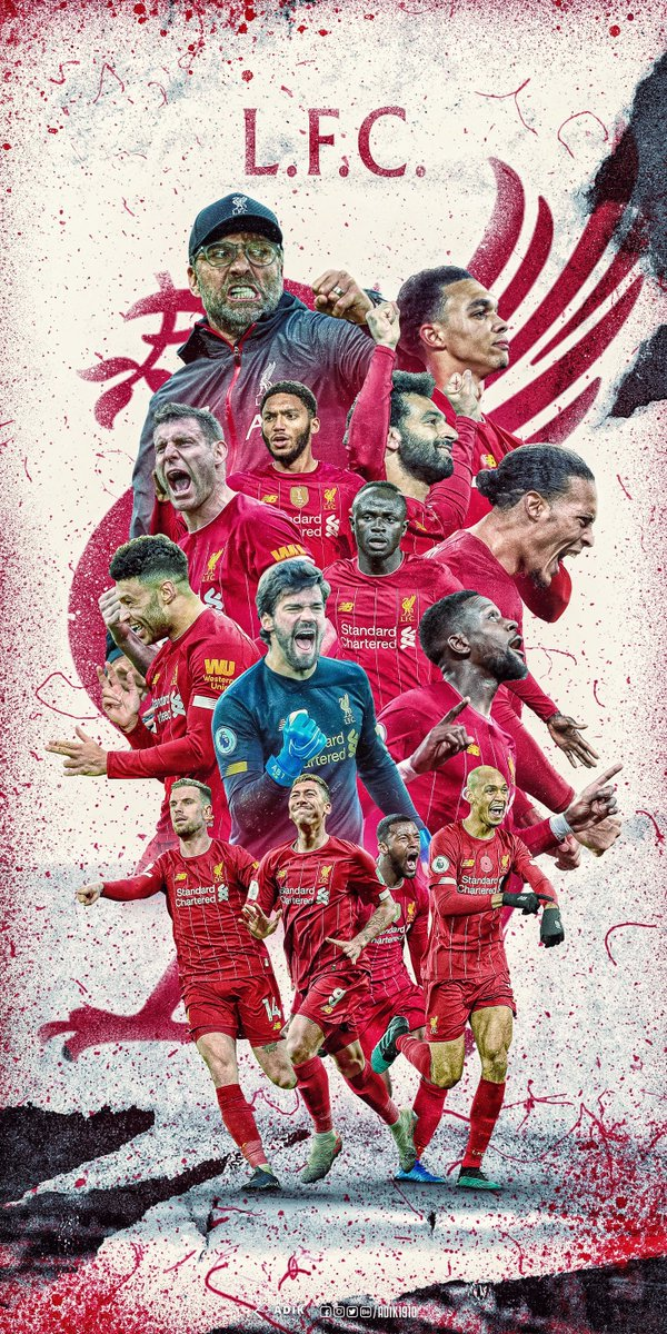 Adik1910 On Twitter They Will End As Premierleague Champions Mobile Wallpaper With Lfc Team Liverpool Premierleague Thereds Wallpaper Sportdesign Smsports Footballdesign Https T Co A1fjmdbjg6