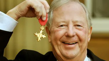 NOT YUM YUM! Its a terrible loss because Tim Brooke Taylor died of COVID-19 at age 79. To many people around the world know Tim as apart of The Goodies trio. There is not enough characters on twitter to say what The Goodies trio men to us! Just sadness and a huge loss. RIP.