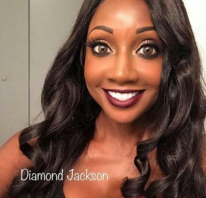 Diamond Jackson 7