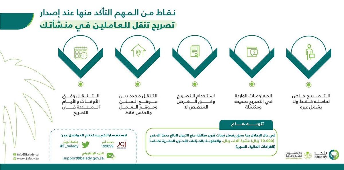 وزارة الشؤون البلدية والقروية A Twitter إدلاءك بالمعلومات