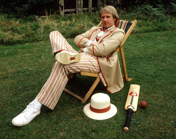 The Doctor of my very early youth! Happy Birthday to Peter Davison!