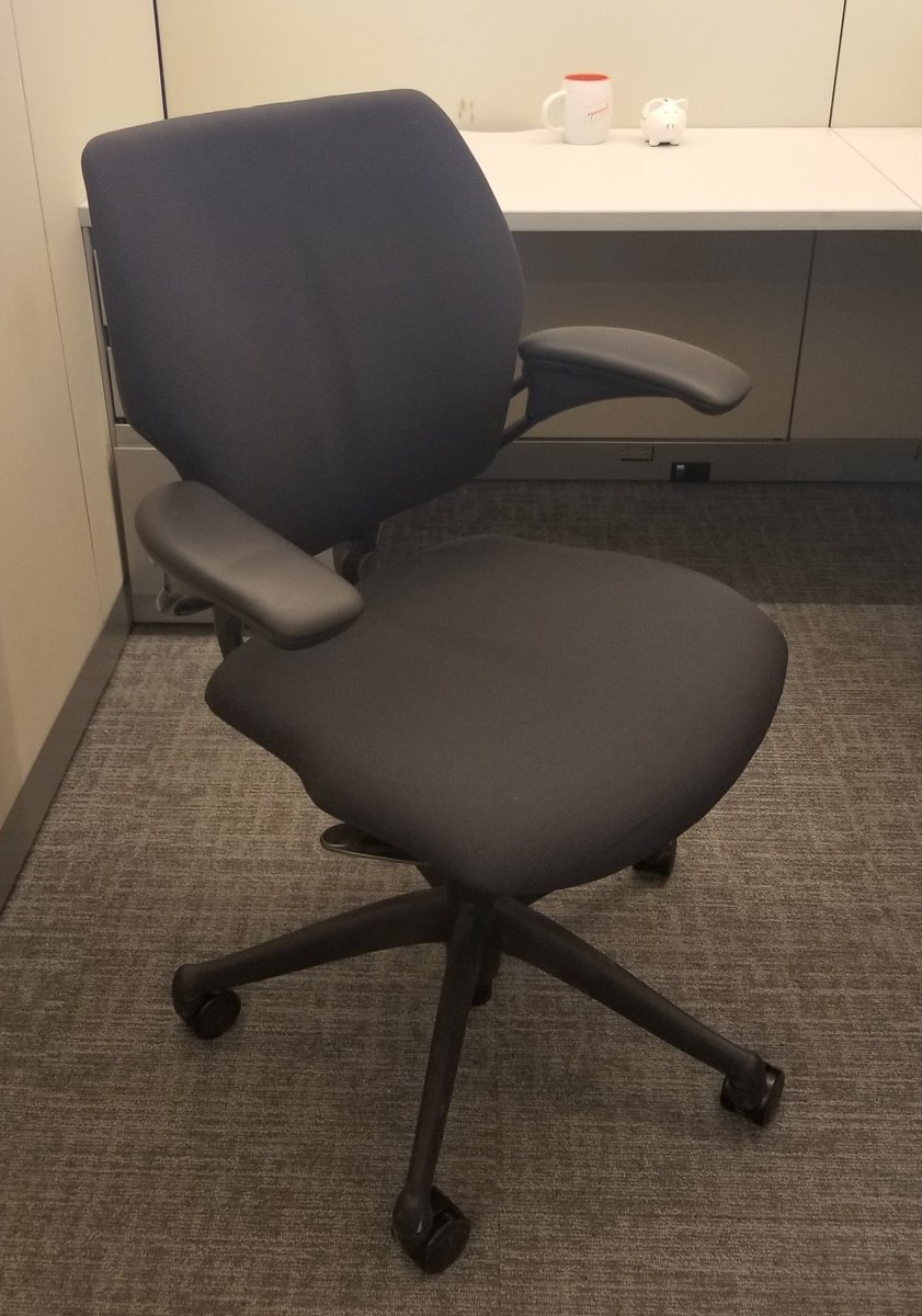70 Humanscale Freedom Task Chairs