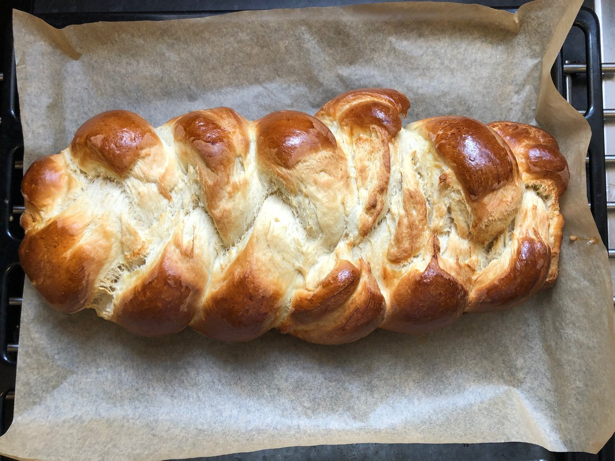 Made my first homemade brioche today, best way to start the week! 👩‍🍳🇫🇷