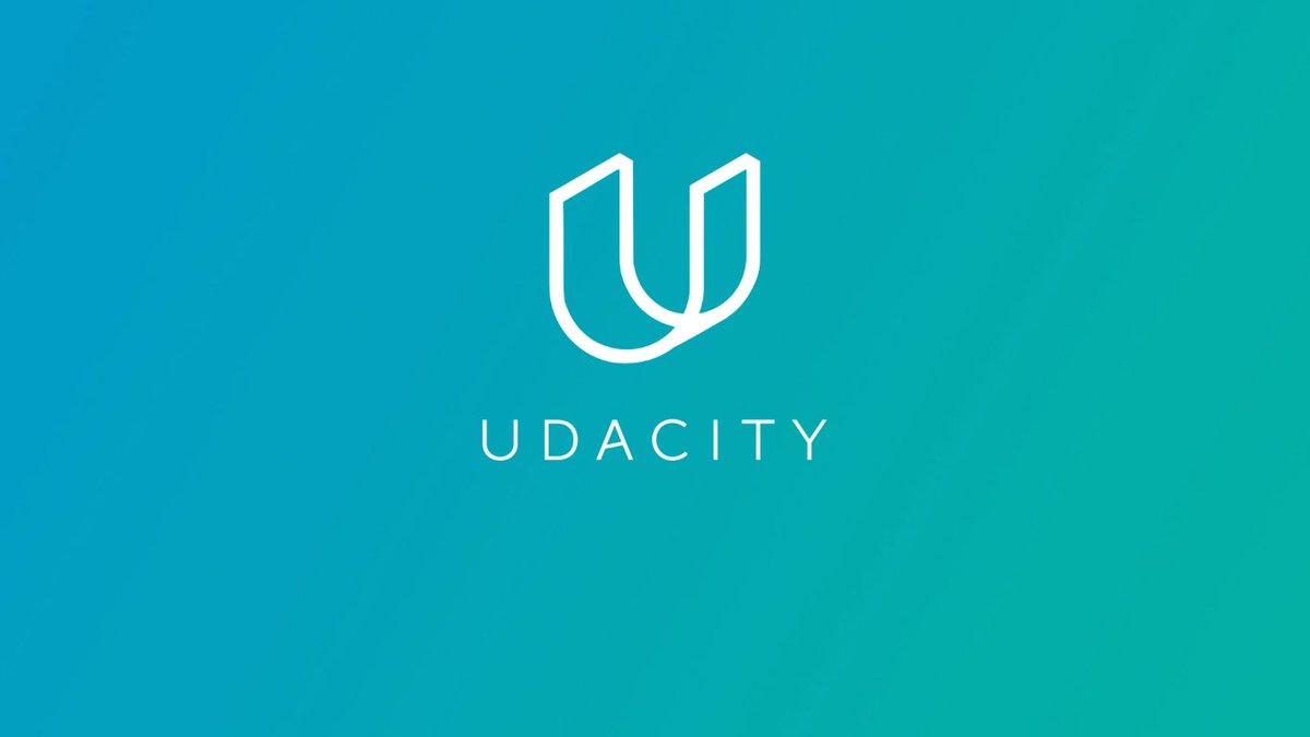 udacity hashtag on Twitter