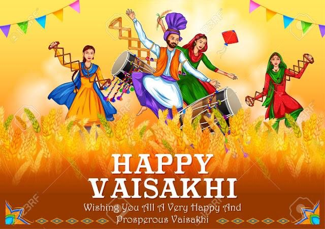 Happy Vaisakhi to all our Sikh students, families, staff and community members! May it be a happy one!
