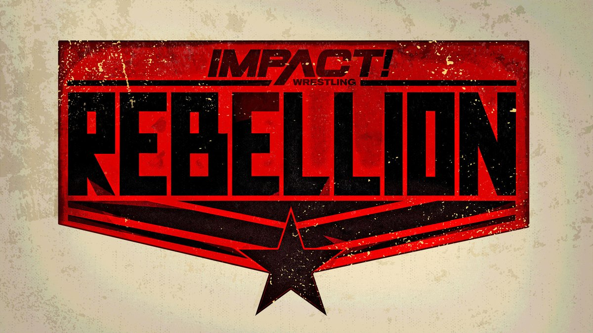 Impact Announces Card For Night Two Of Rebellion