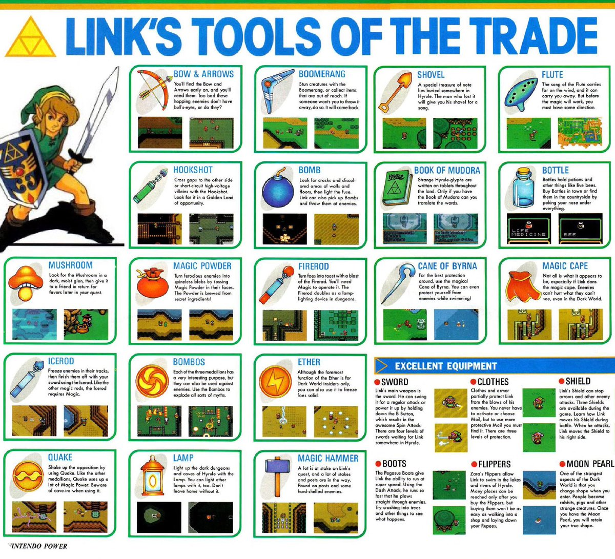 Worth It Or Worthless Retro Game Podcast A Twitter Legend Of Zelda A Link To The Past For Snes Turns 28 Today The Zelda Series Has Some Iconic Items The Master