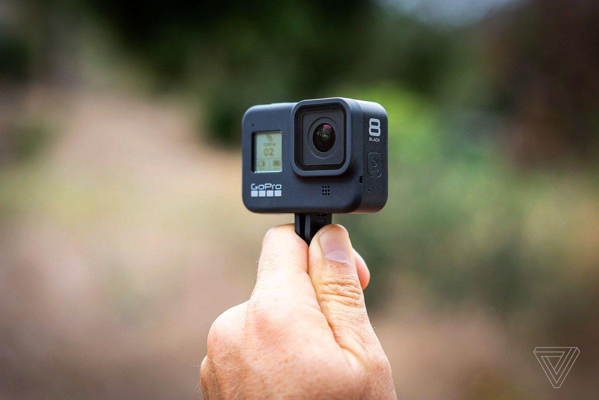 GoPro's Hero 8 Black action cam is now $100 off its regular $399 price