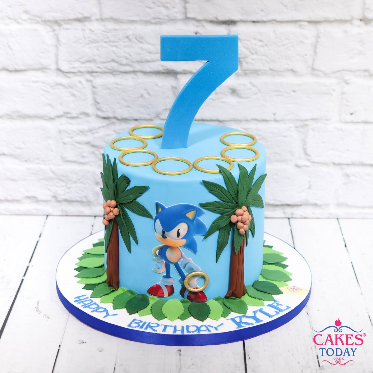 Prime Cakes Today Pa Twitter Sonic The Hedgehog Birthday Cake How Funny Birthday Cards Online Bapapcheapnameinfo