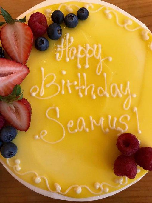 Happy Birthday, Seamus Heaney!