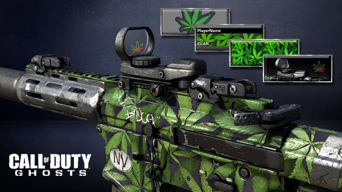 Call Of Duty News On Twitter Happy 4 20 Throwback To This