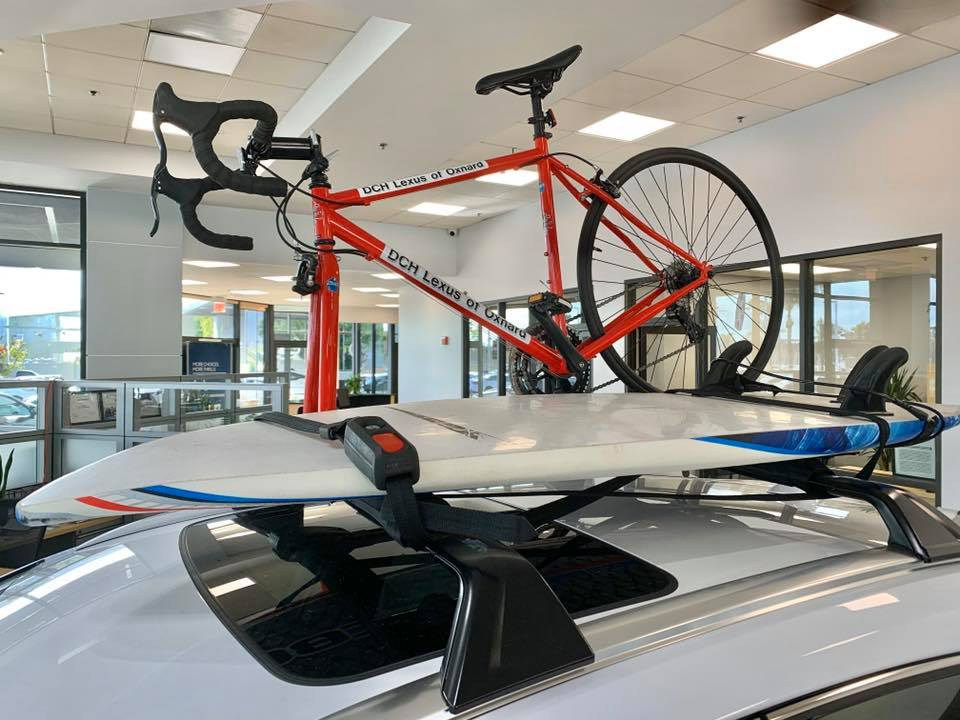 Order genuine roof rack for your Lexus. Made to the exact specifications of your vehicle. Just enter year, make and model. Shop online  💙 https://t.co/eon0uLvLfV 💙  #lexus #roofrack #yakima #roofracks #oem #parts #shoponline #servingnationwide #dchlexusofoxnard https://t.co/9z6Pdo9lR2
