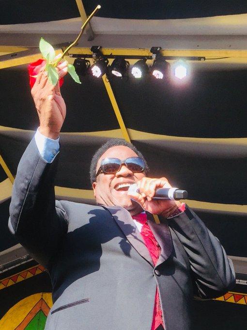 Happy Birthday to the Reverend Al Green! (Photo -  Jazz & Heritage Festival, 4/28/19)