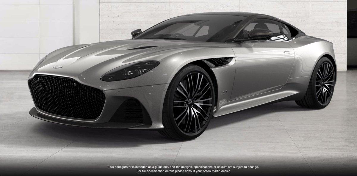Aston Martin Configurator Challenge Dbs Superleggera