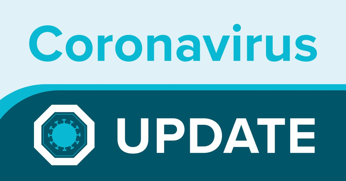 Since Friday, we received 473 test results throughout the healthy system. That number included 356 negative results and 117 positives. So, as of noon today, we have 1,851 total positive coronavirus cases and 3,170 total negative cases. https://t.co/jPHxdMAA4O #covid19update https://t.co/rYnUHxF07W