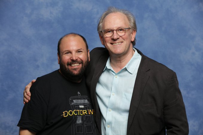 Happy birthday to The Fifth Doctor himself, Peter Davison! 69 Earth years old today!