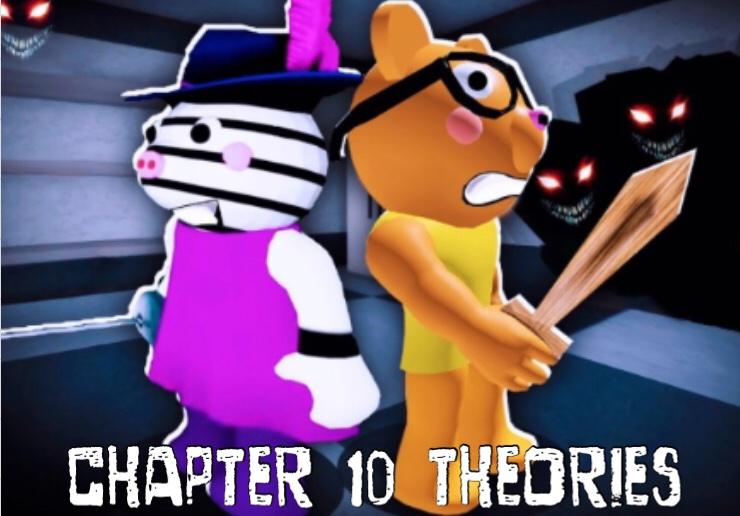 Roblox Piggy Chapter 13 Piggy Alpha Piggyalpha Twitter