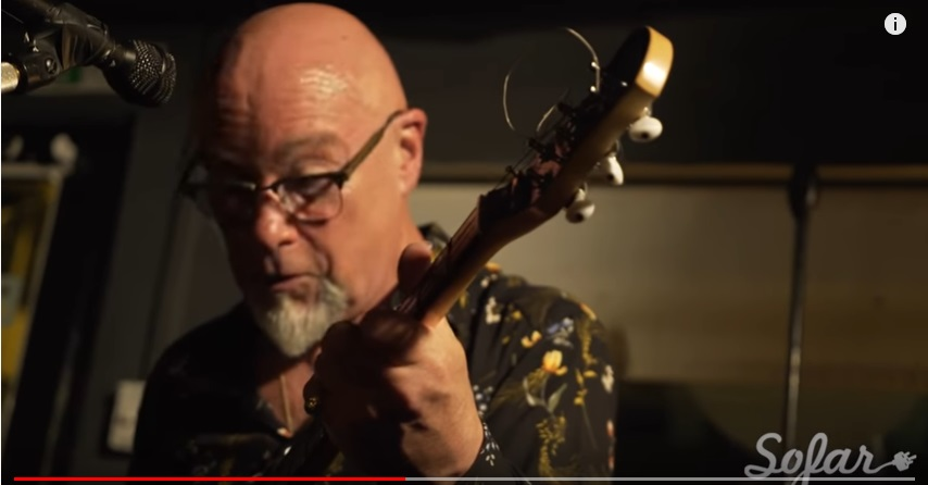 Another brilliant Swindon band to cheer you up, The Bone Chapel...ow.ly/nysO50yVQd1