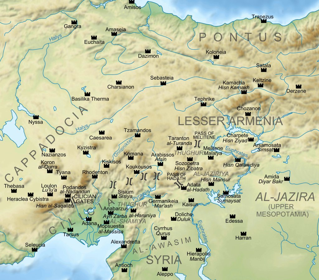 Picture of: Byzantine Emporia On Twitter Byzantium Had A Great Wall The Taurus And Anti Taurus Mountains Far Easier Cheaper To Fortify The Key Passes And They Didn T Have The Resources To Do It Anyway Https T Co 3o1lhh6z3e
