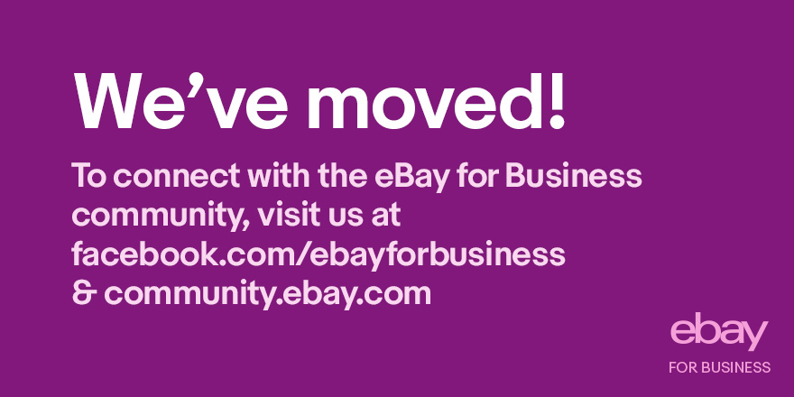 Ebay For Business Ebayforbusiness Twitter