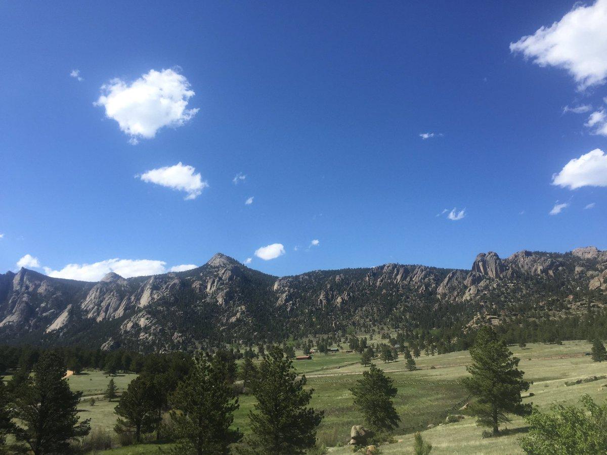 Beautiful view. Nature=peace.
