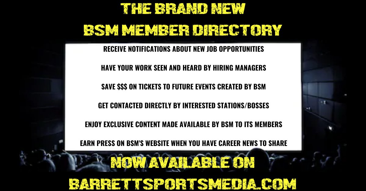 """Jason Barrett on Twitter: """"BSM has launched a Member Directory to ..."""