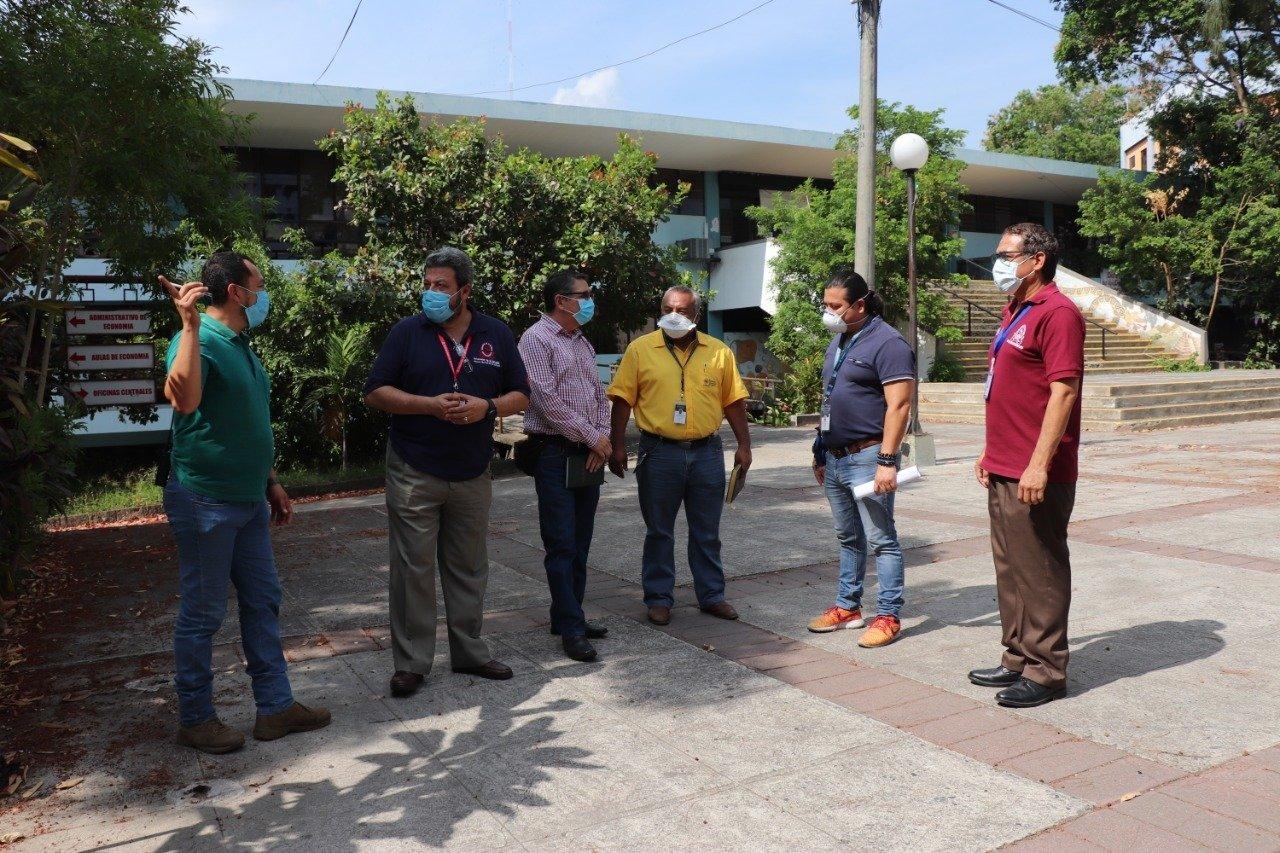 Evalúan usar instalaciones de UES para centros de contención