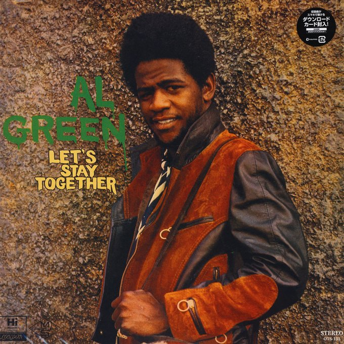 Happy Birthday Al Green!