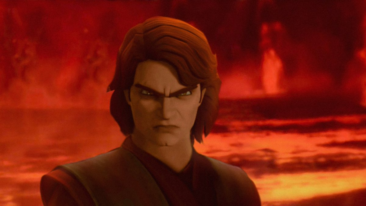 Omar Rashid On Twitter Ngl I Would Kill For A Clone Wars Style Recreation Of Revenge Of The Sith
