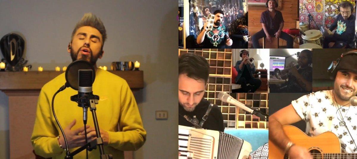 VIDEO// Por si te lo perdiste: Revive el Festival Quédate en Casa con Kanela, Los Vásquez y más https://t.co/qQNmsz0LB8 https://t.co/OKJbjPgEBW