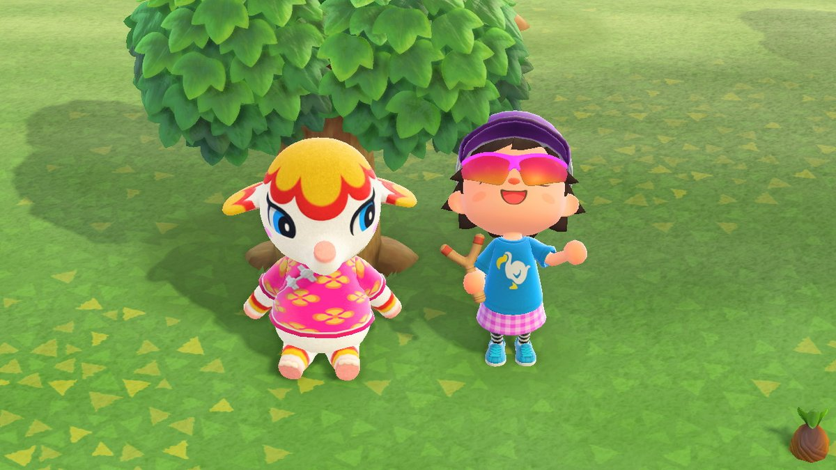 #AnimalCrossing #ACNH #NintendoSwitch https://t.co/C9EAUamFiN