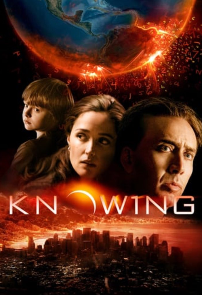 Pat Reid On Twitter Nicolas Cage Doesn T Always Make The Same Film But Nicolas Cage Films Usually Have The Same Poster Next 2007 Knowing 2009 Https T Co Zydigkbnww