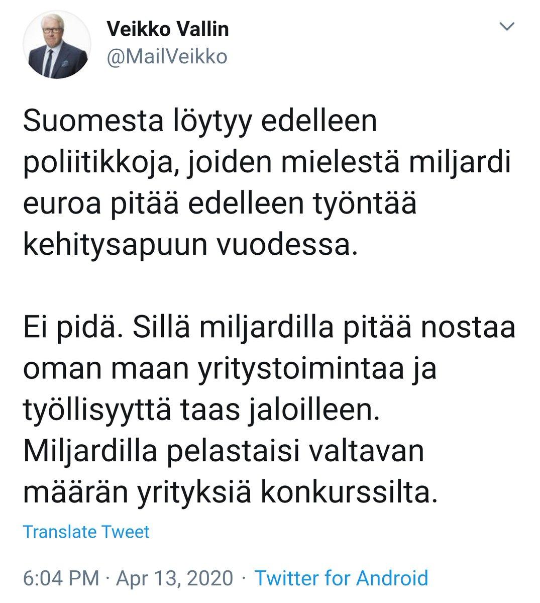 Ennakkovero Laskuri