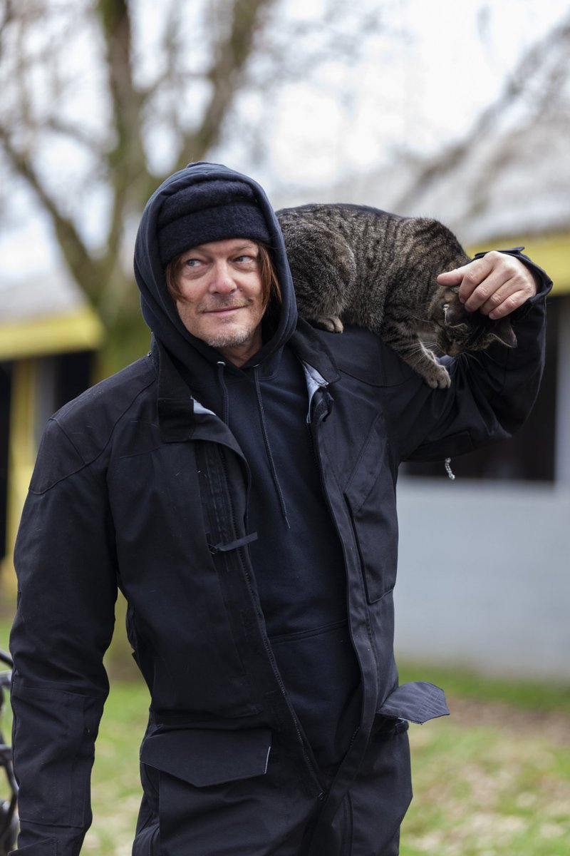 Best Of Daryl Dixon Norman Reedus On Twitter Norman Reedus In Ride With Norman Reedus Season 4 Episode 6 Ridewithnorman He is of italian (from his paternal grandmother), english, scottish. best of daryl dixon norman reedus on