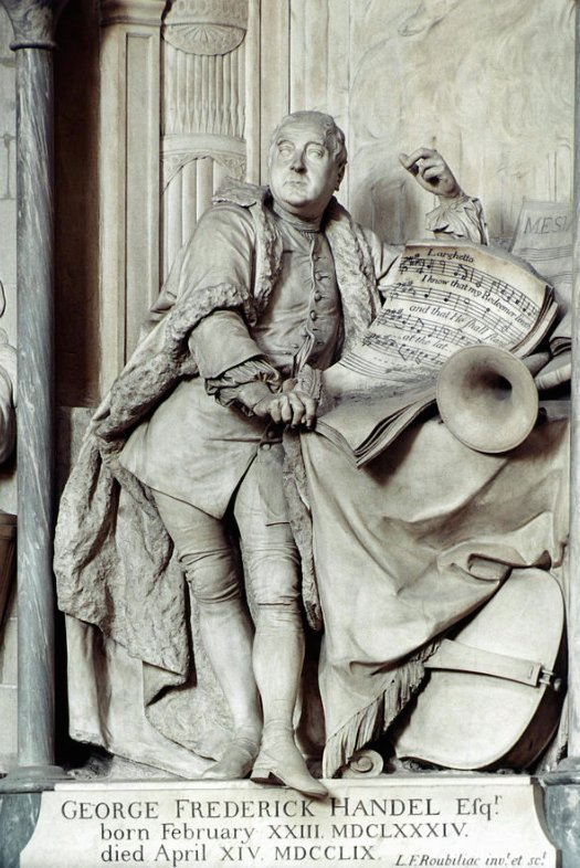 George Frideric Handel died on this day in 1759 He left us a wonderful legacy which we still very much enjoy today!