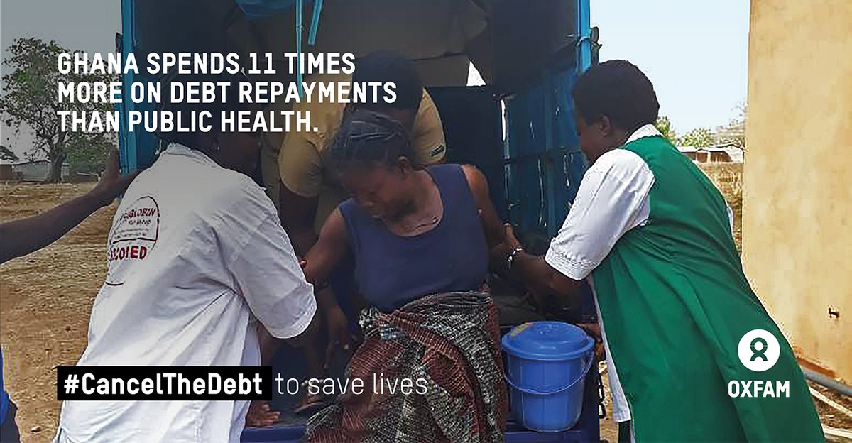 . @IMFNews gold reserves have soared $19bn since #coronavirus pandemic. This is more than the entire debt the poorest countries owe. The IMF should use these windfall profits to #CancelTheDebt to avert catastrophic loss of life in developing countries. oxf.am/3a9MKAO
