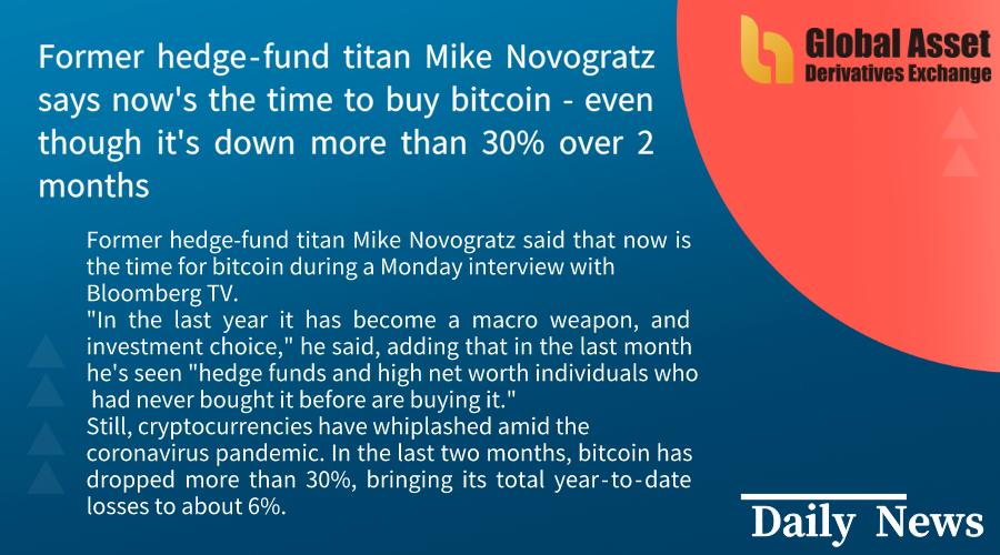 cryptocurrency hedge fund platform