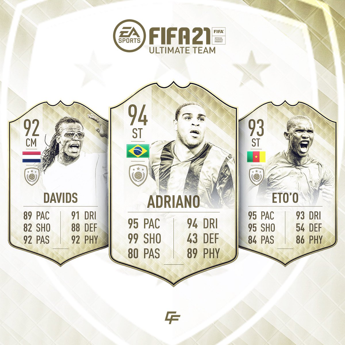 """Sahil on Twitter: """"What New #Icons should be added in #FIFA21? #FUT 👇… """""""
