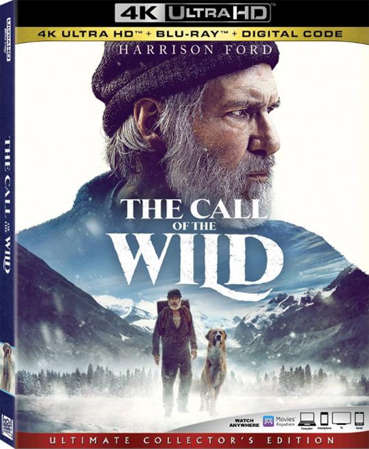 Harrison Ford Hears #TheCallOfTheWild On 4K Ultra HD™, Blu-ray™ & DVD May 12 http://www.irishfilmcritic.com/czn5c @20thHomeEntpic.twitter.com/eBGhvCkZMB