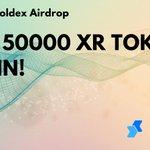 Image for the Tweet beginning: Retweet to earn 50 XR