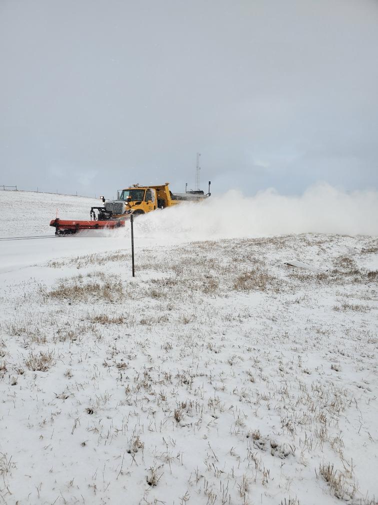I 29 road conditions south dakota